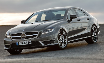 2012 Mercedes-Benz CLS63 AMG Images
