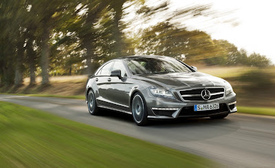 2012 Mercedes-Benz CLS63 AMG New Luxury Sedan