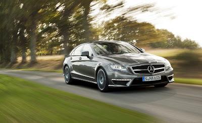 2012 Mercedes-Benz CLS63 AMG New Luxury Sedan
