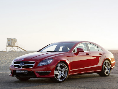 2012 Mercedes-Benz CLS63 AMG Exotic Cars