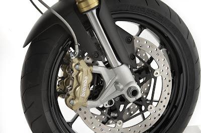 2011 Aprilia Dorsoduro 1200 Brakes
