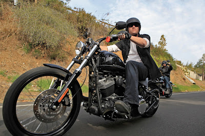 2011 Harley-Davidson FXS Blackline Softail First Look