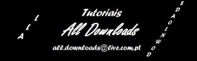 Tutoriais AllDownloads