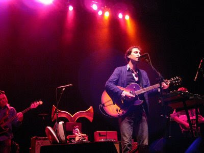 Andrew Bird, by Rock Piantigini