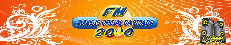 FM 2000 - 98,7 - A Oficial da Cidade