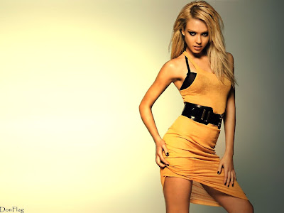 jessica alba wallpapers. Jessica Alba Wallpaper - Series 1. Posted by ZoomPic