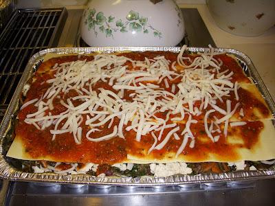 365 Days of Kale: Recipe: Kale Lasagna (vegan)