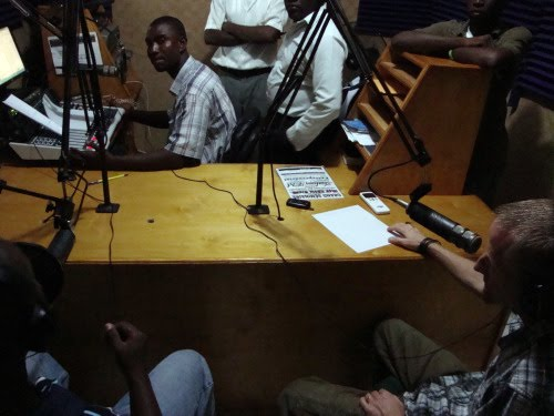 Live on air radio shalom almqvist travel blog - Www radio kiskeya port au prince haiti com ...
