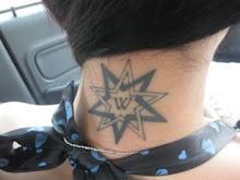 属于小雯的tatoo
