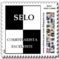Selo Commentarista Excelente Award