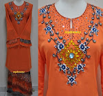 Baju Kurung Moden Latest Design