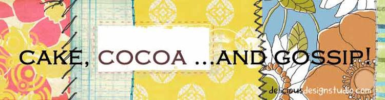 Cake, Cocoa & Gossip... by Becks Fagg