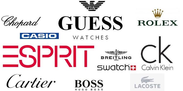 Wrist Watch Brands LogoWrist Watch Brand Logos