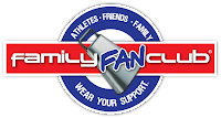 Family Fan Club logo, Triathlon t-shirts, Running t-shirts, Marathon t-shirts