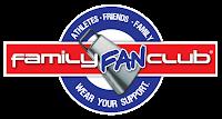 Family Fan Club logo, Triathlon t-shirts, Running t-shirts, Marathon t-shirts