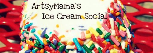 ArtsyMama's Ice Cream Social