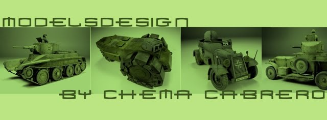 modelsdesign by Chema Cabrero