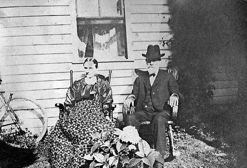 Teresa and Reinhard Stehle