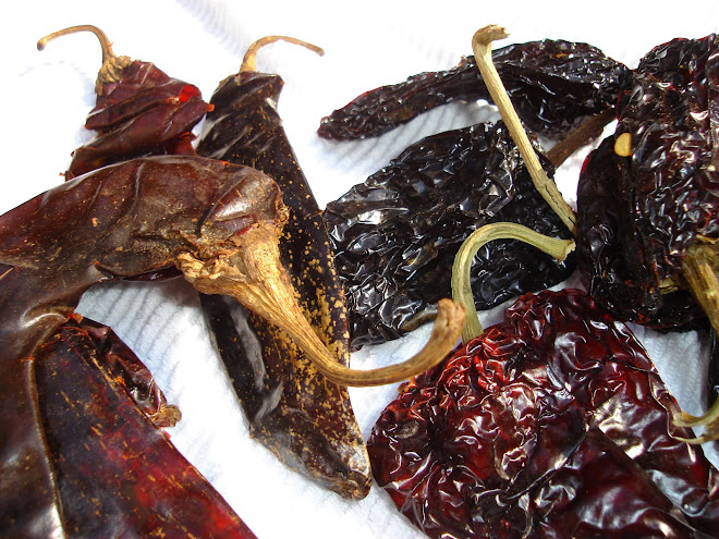 Guajillo and Pasilla Chile
