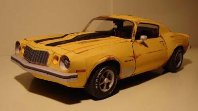 BumbleBee Camaro 1976