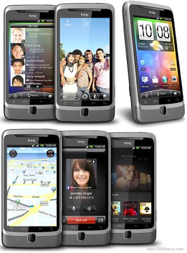 harga HTC Desire Z di indonesia