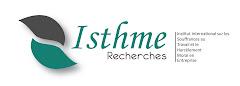Le blog de notre association Isthme-Recherches