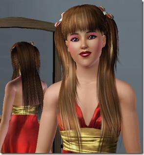 Peinados y ropa para Los Sims 3 Sims Cheats - Descargar Peinados Sims 3