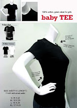 Girls  Baby Tee (example)