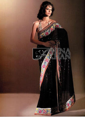 Cute Models in Pakistan, Indian & Pakistani Models in Sarees