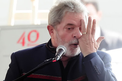 Lula Da Silva Optical Illusion