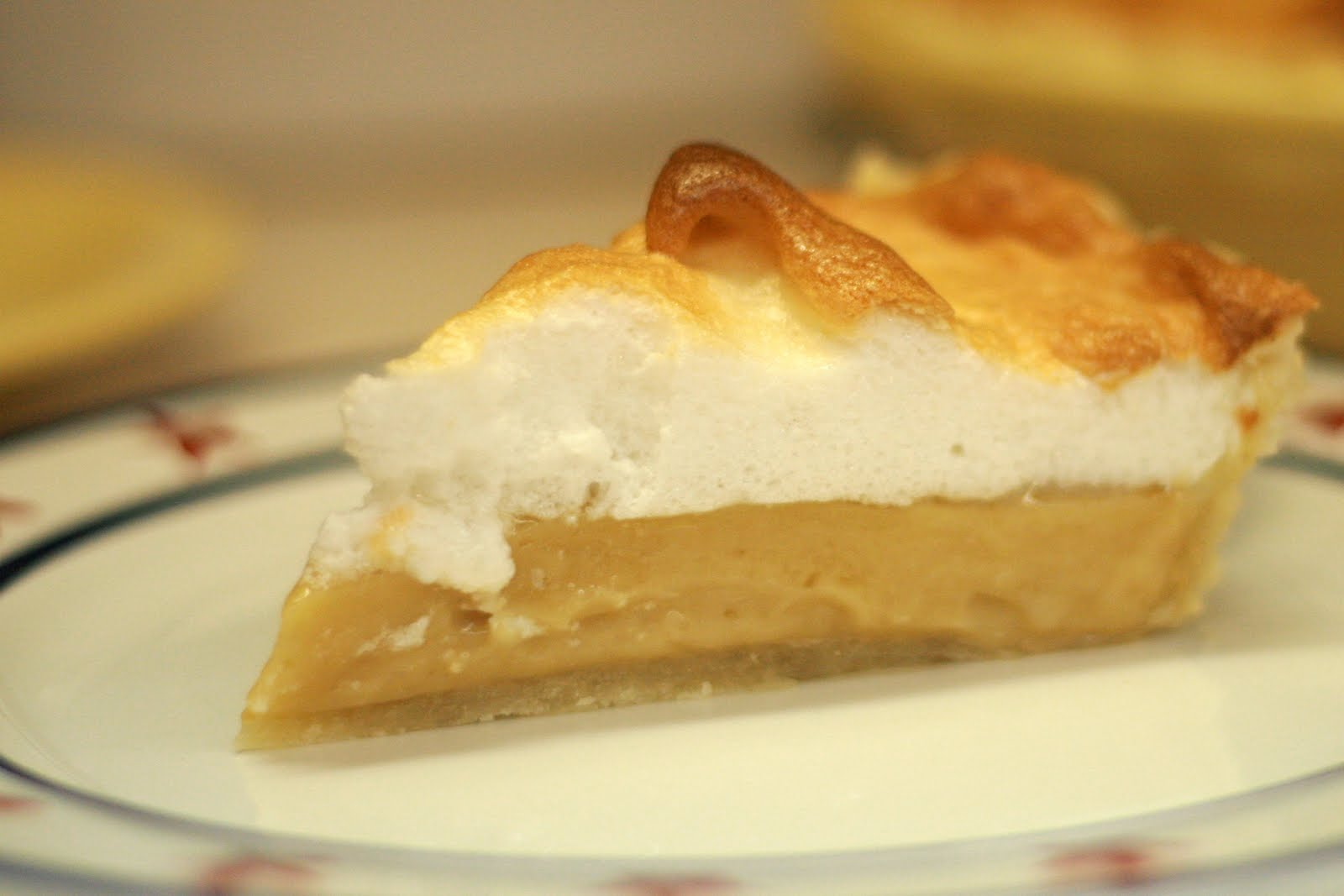 Karenpie: Fat Friday: Grandma's Butterscotch Pie