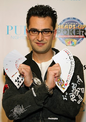 Antonio Esfandiari professional poker player