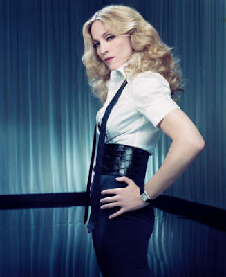 Madonna: hottest celebrity poker player