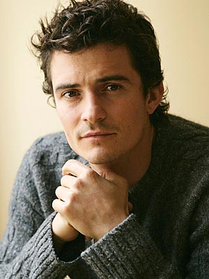Celebrity Poker Player Orlando Bloom Began Acting Professionally With