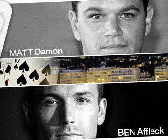 Matt Damon | Ben Affleck | Poker