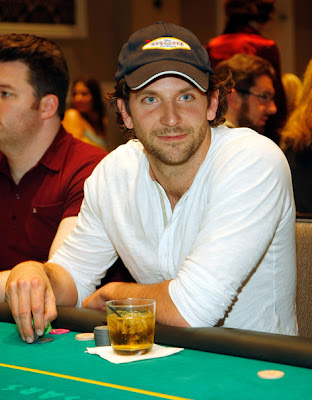 Bradley Cooper at The Hangover Poker Tournament