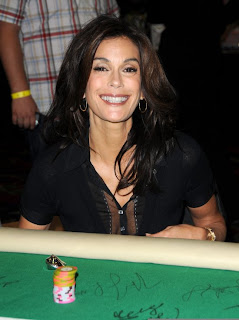 Teri Hatcher  Poker