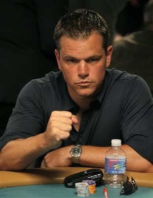 Matt Damon | Poker