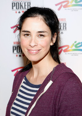 3rd Ante up For Africa  Poker  Sarah Silverman
