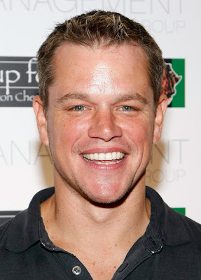 3rd Ante up For Africa  Poker  Matt Damon