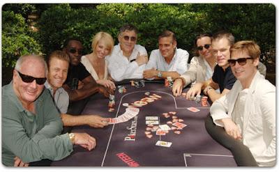 George Clooney  Pokler