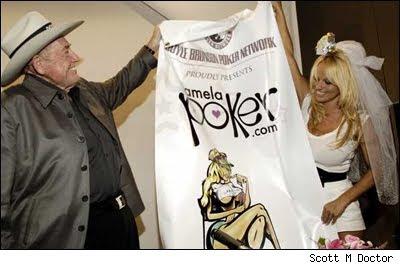Pamela Anderson | Poker