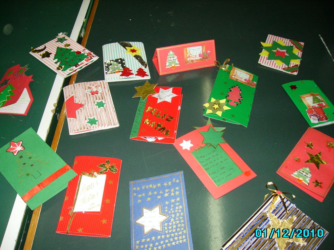 várias sugestões de postais Postais+de+natal