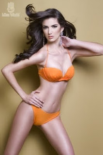 Miss Venezuela World 2010 Adriana Vasini