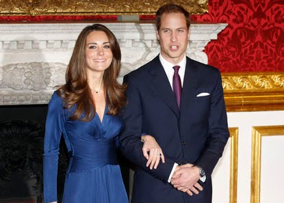 prince william kate middleton wedding. A wedding of the century is