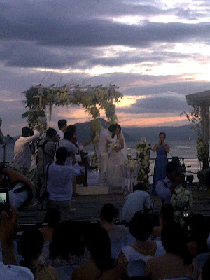 Oyo Sotto and Kristine Hermosa wedding photo