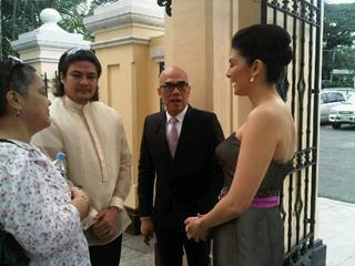 Jomari Yllana, Boy Abunda, Charlene Gonzalez