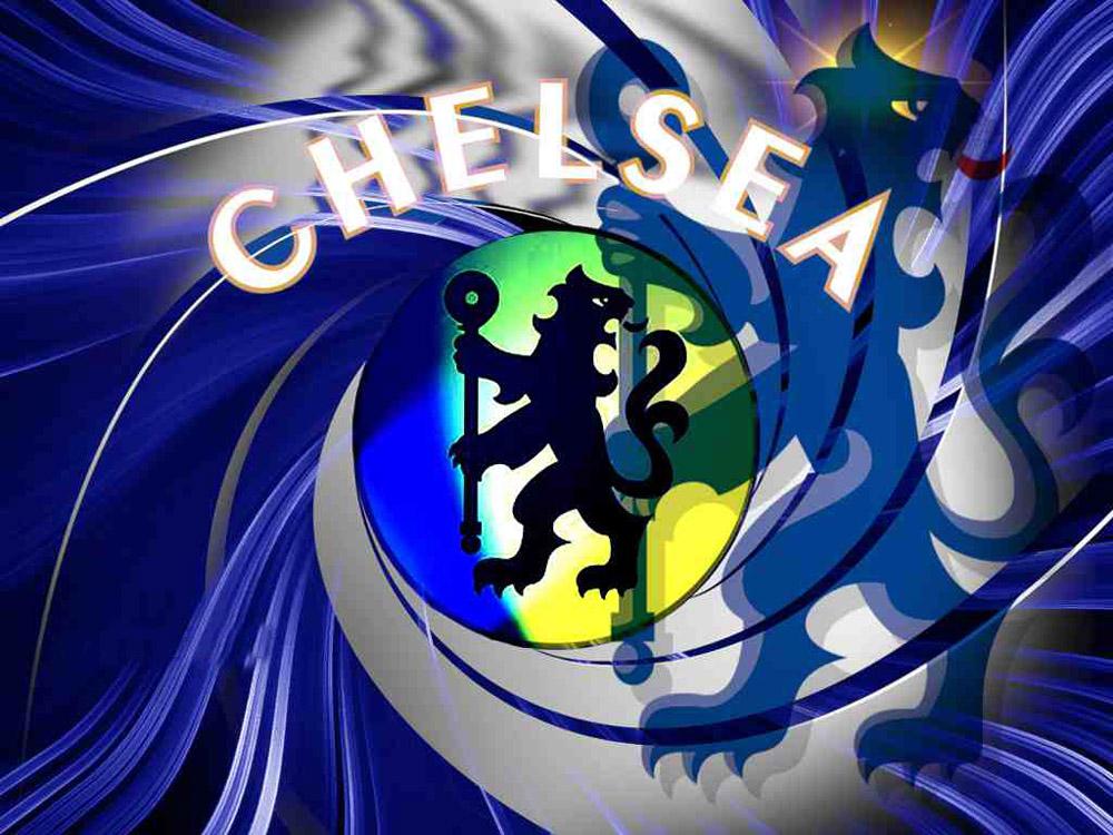 CHELSEAKERS.: LOGO CHELSEA FC WALLPAPER
