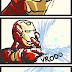 Homem de Ferro (de passar)