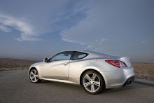 The 2010 Hyundai Genesis Coupe